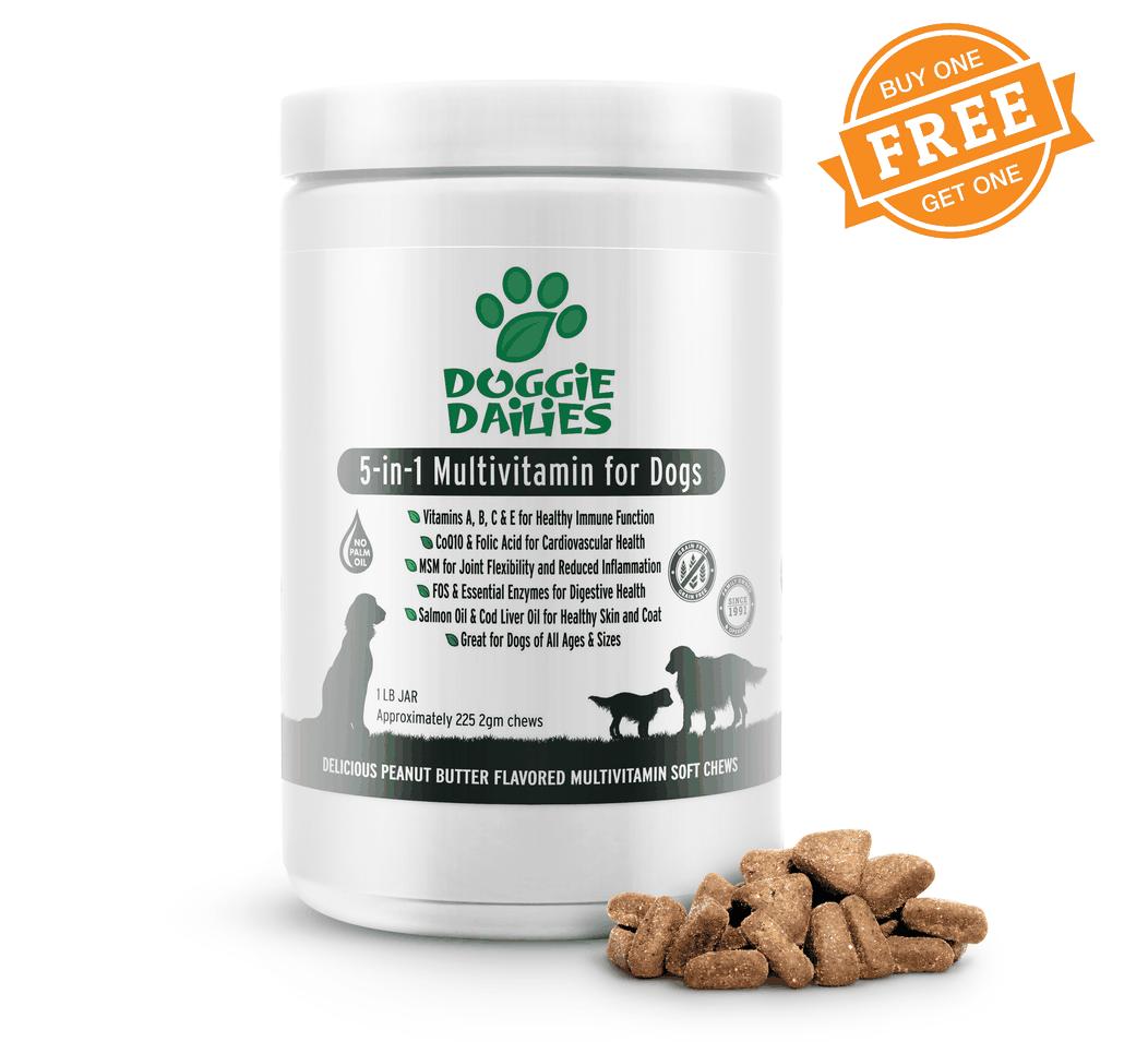 5-in-1 Multivitamin for Dogs