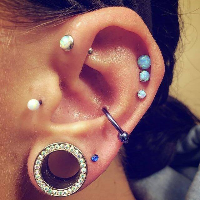 Dear Alley: My Skin Is Growing Over My Piercing... What Do ...