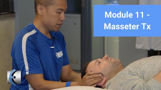 Module 11 - Masseter Tx