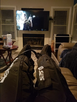 review compression recovery boots sls3
