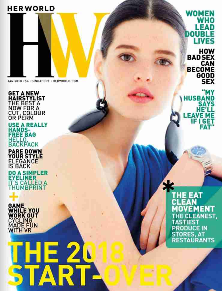 Her World Jan 2018