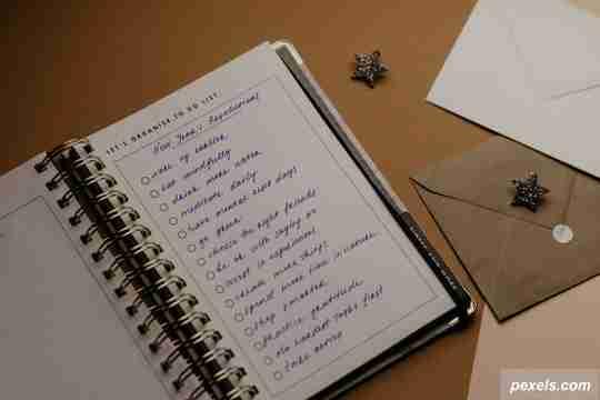 to do list, daftar pekerjaan