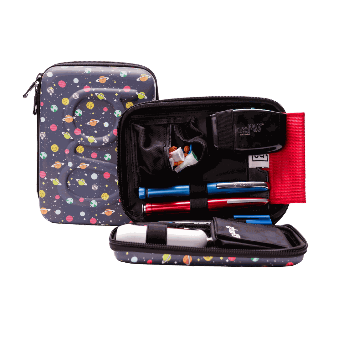Glucology® Diabetes Travel Bag