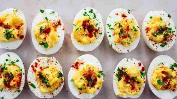Oprah Winfrey's Deviled Eggs