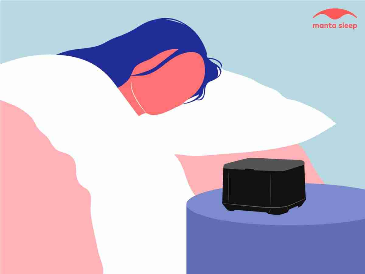 Is It Safe to Use Sound Machines to Fall Asleep?