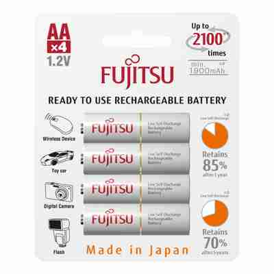 Fujitsu Max E Pro AA low Discharge