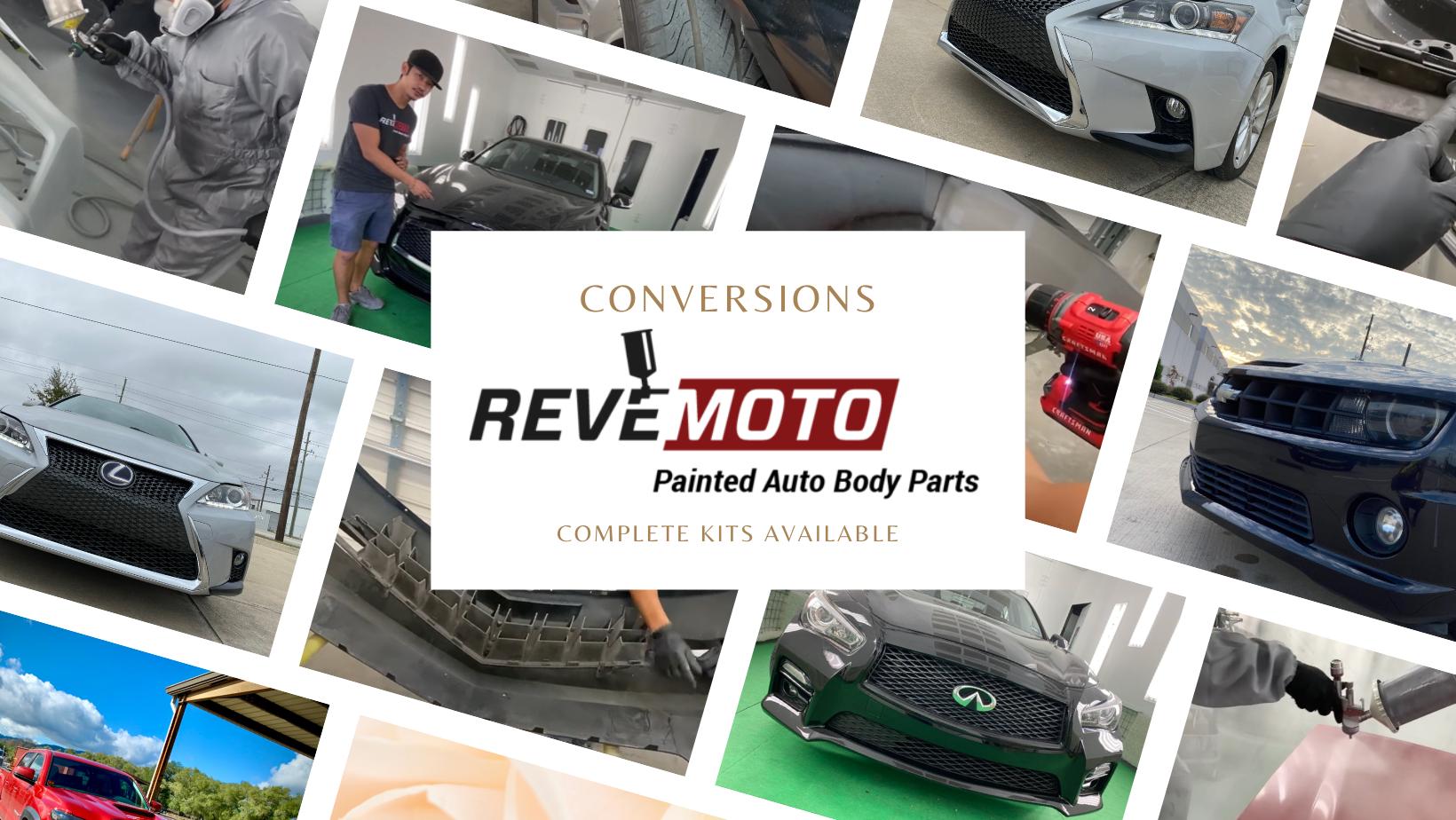 Vehicle Conversion Kits - ReveMoto