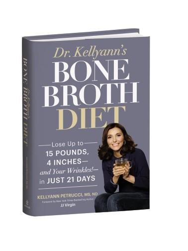 Dr. Kellyann's bone broth diet book