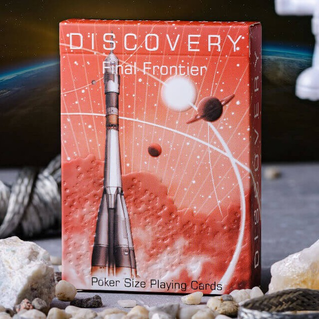 Discovery Final Frontier