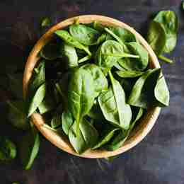 Lean Greens contains Spinach, Broccoli and Carrot