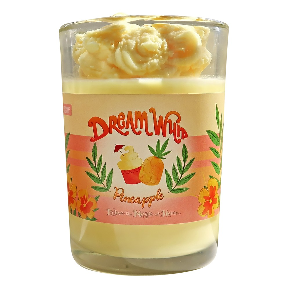 Pineapple Dream Whip 🍦