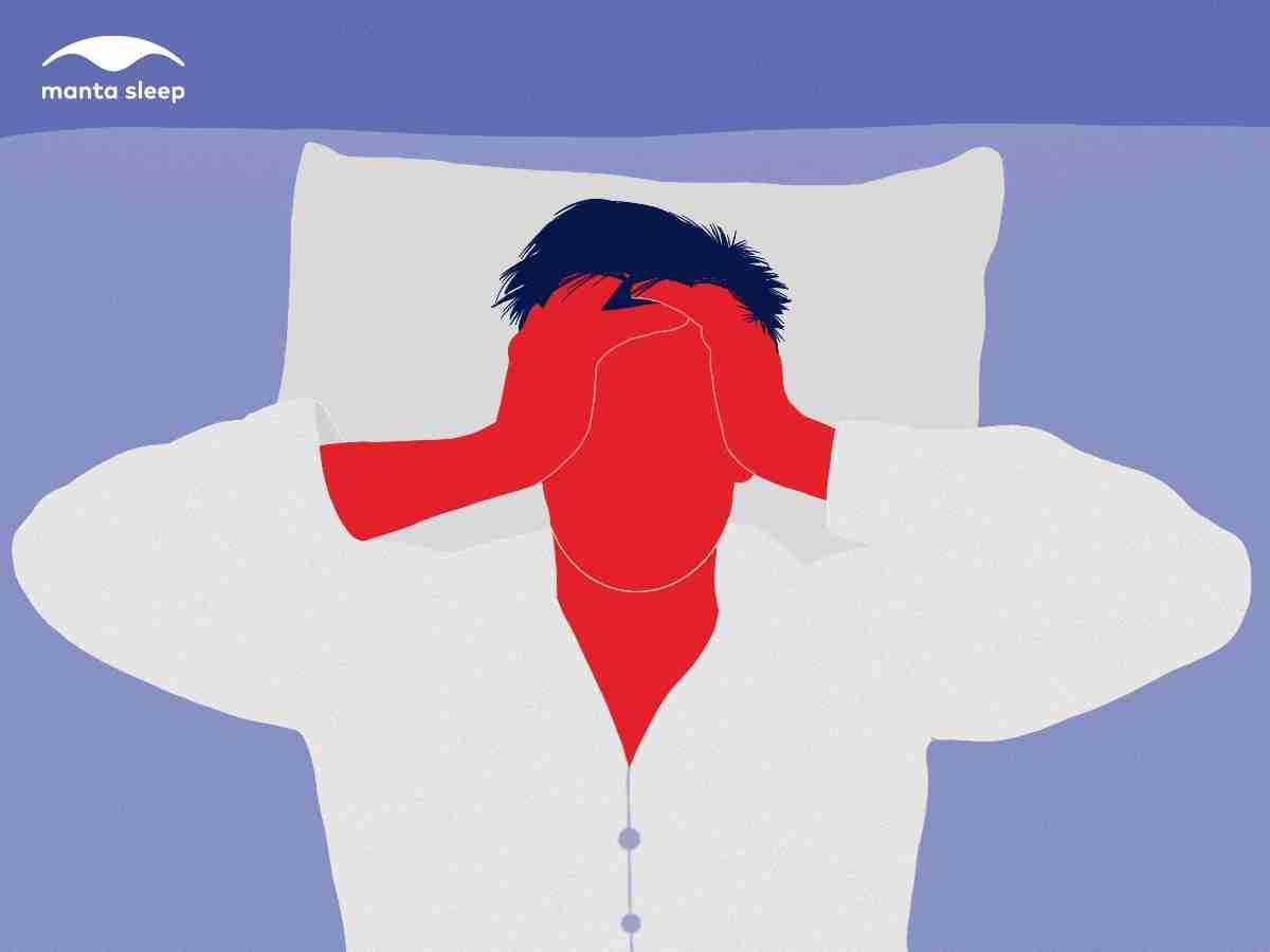 5 sleeping tips for light sleepers to fall asleep faster and stay asleep longer.