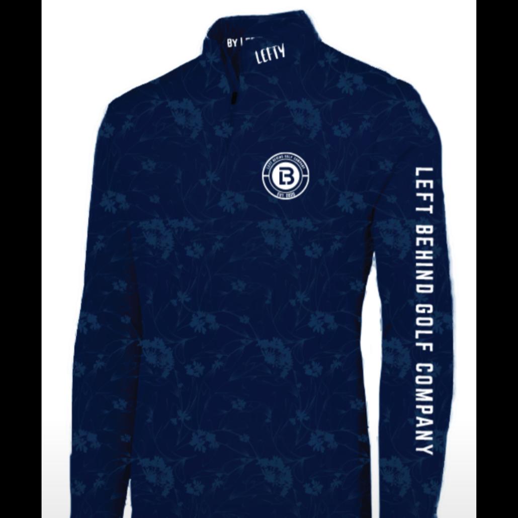 Blue Blossom Q-Zip