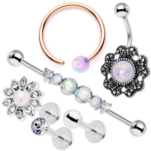 Opal Body Jewelry