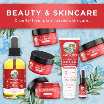 MaryRuth Organics Beauty & Skincare