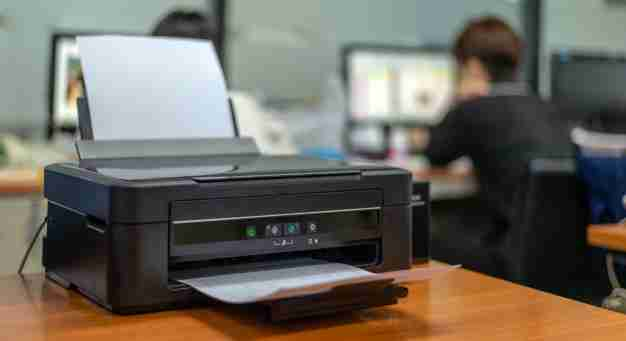proses printer