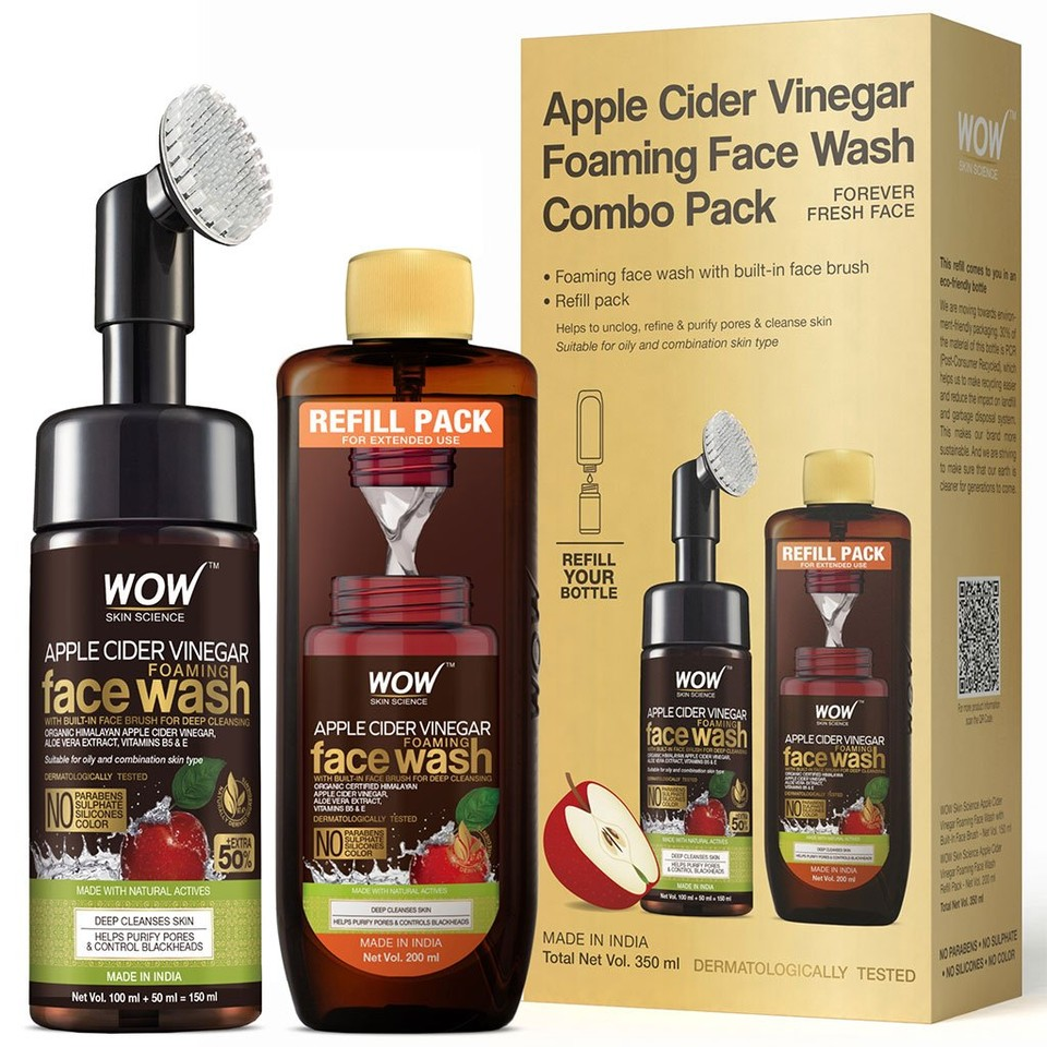 ACV Face Wash Refill Pack
