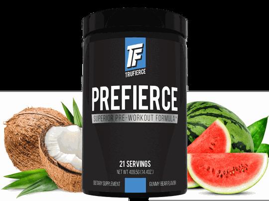 prefierce natural pre-workout formula to build muscle