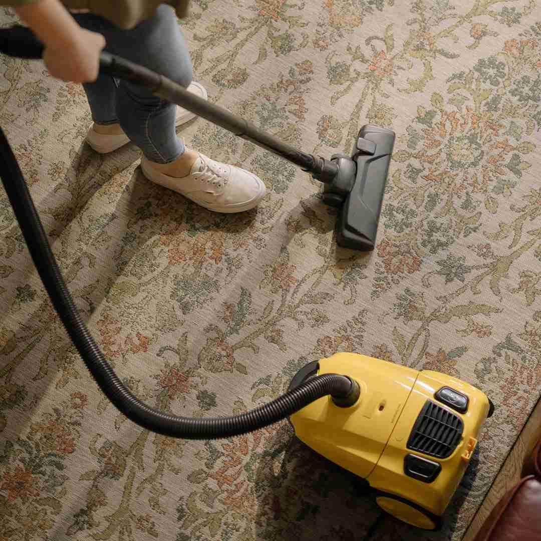 vacuum your floor