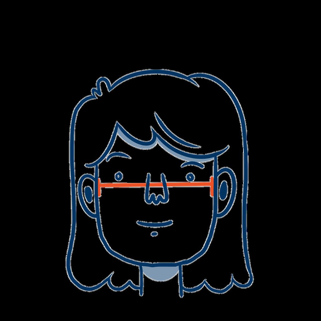 Average face shape