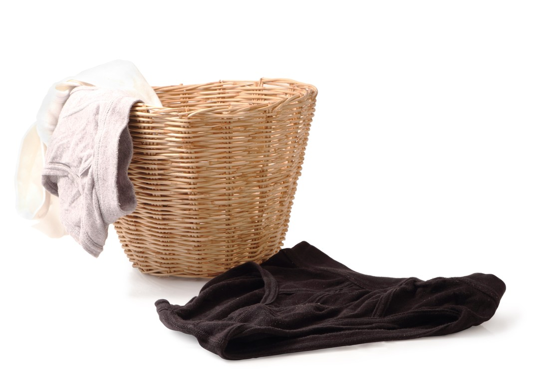 how to best wash and dry men's underwear
