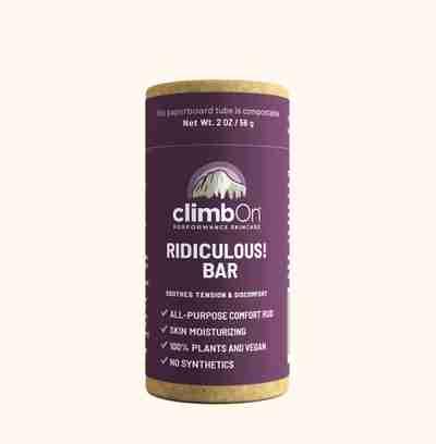 climbOn RIDICULOUS! Lotion Bar