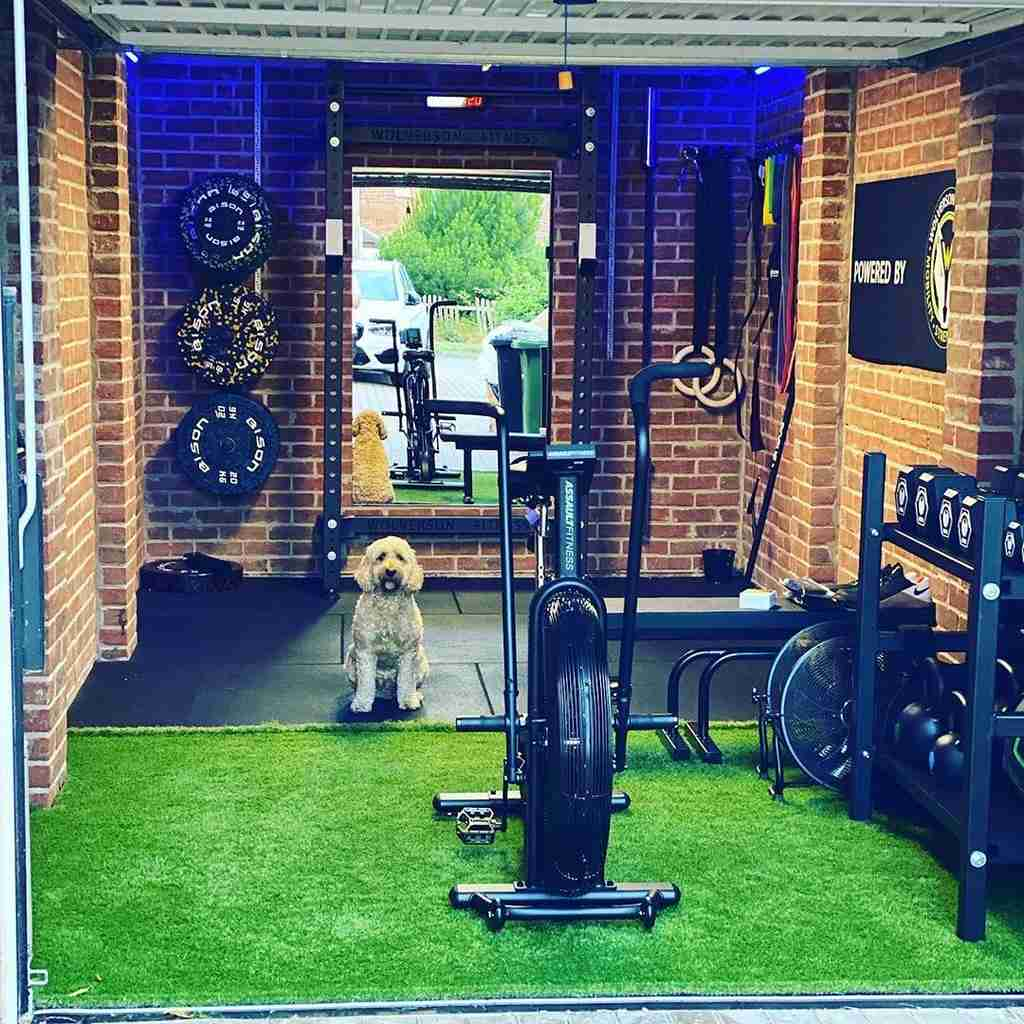 Wolverson Fitness Home Gym Equipment