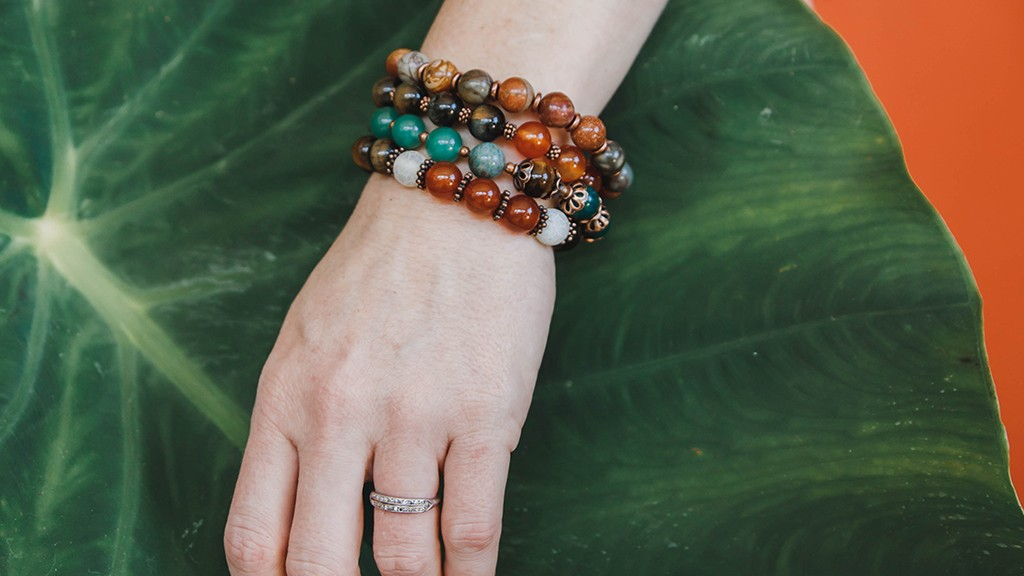 Layers of Innerjee Collection Bracelets