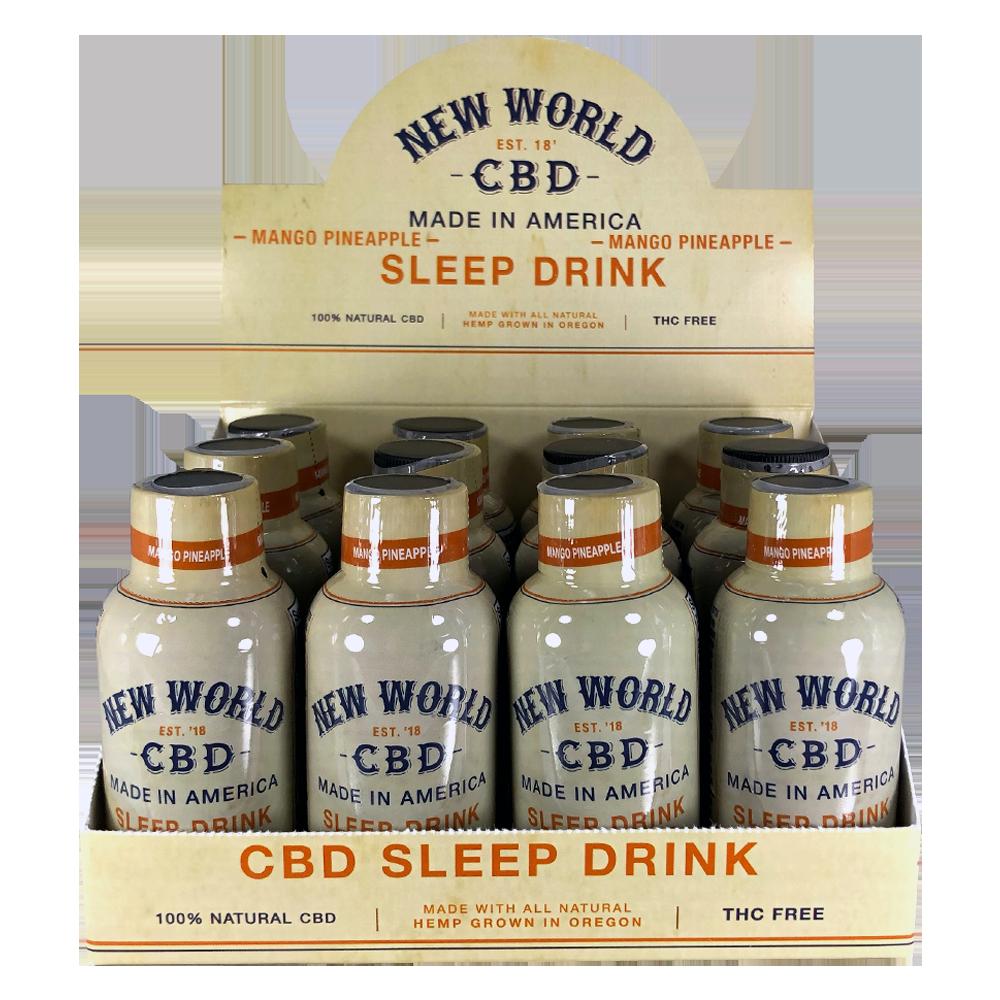 CBD Sleep Aid - Single Shot