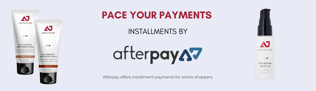 Afterpay | AbsoluteJOI