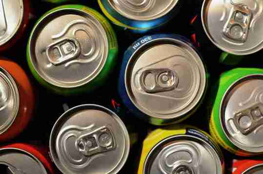 energy drinks caffiene energetic mid-day pick-me-up