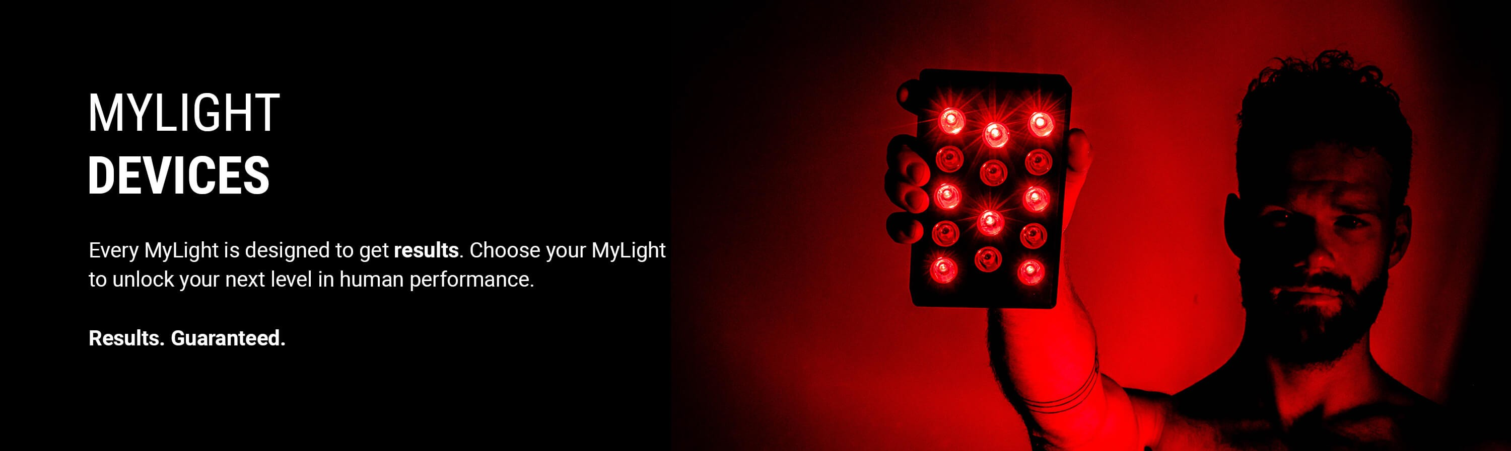 MyLight collection header