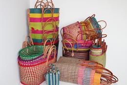 paniers artisanaux Madagascar