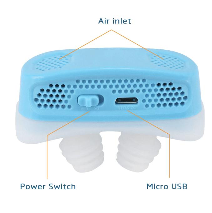 SleepAero Micro Anti-Snoring Device