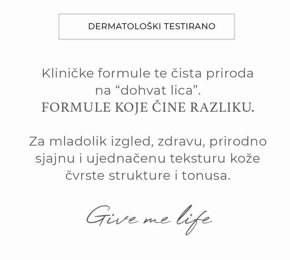 Formule Dermatološki Testirane La PIEL Lab