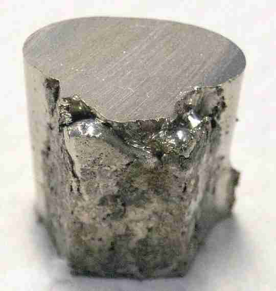 Source: Nickel  from Wikimedia Commons