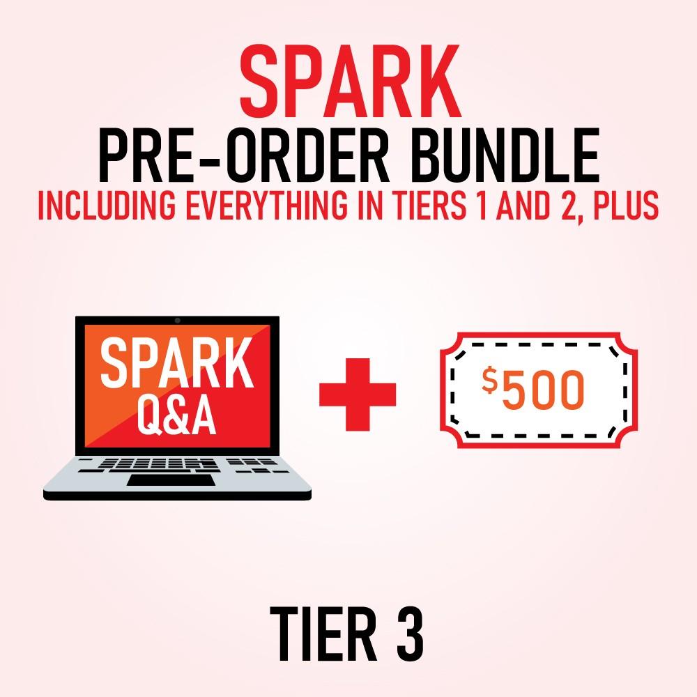 SPARK Pre-order Bundle Tier 3