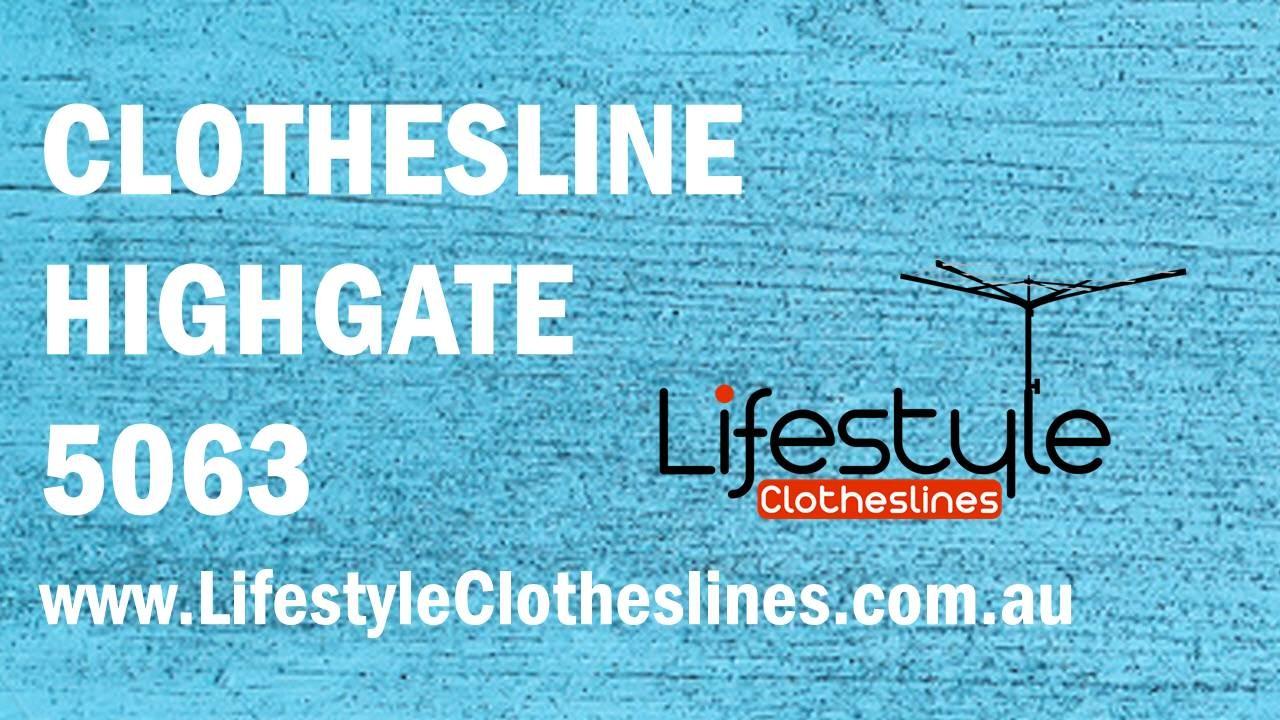 Clothesline Highgate 5063 SA
