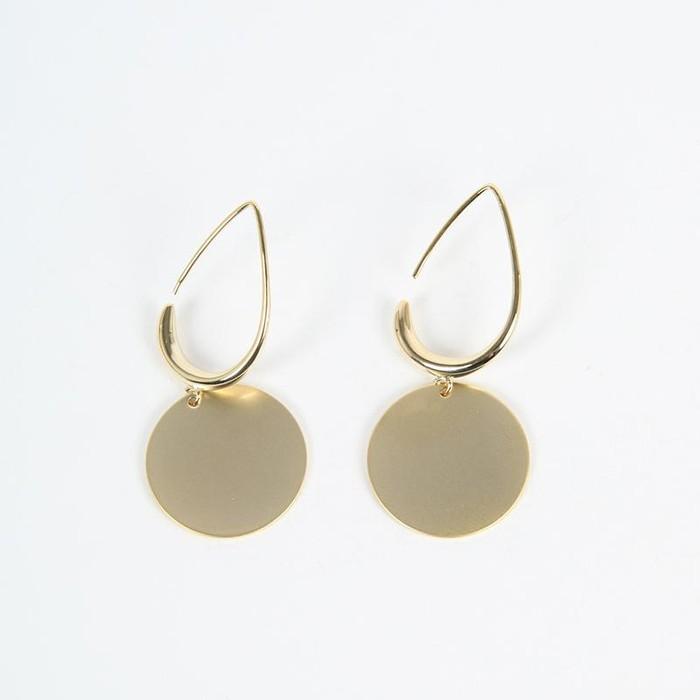 Doria Drop Earring (Gold)