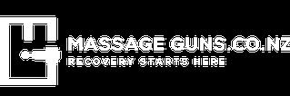 Massage Guns NZ Logo - Massageguns.co.nz