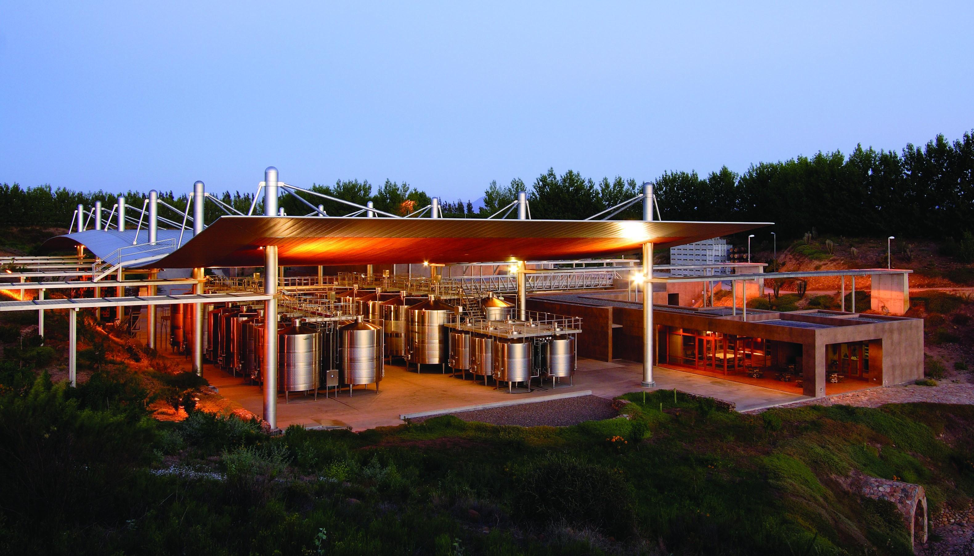 Tabali Winery Chile Big Hammer Wines