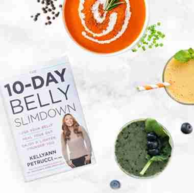 Dr. Kellyann 10-Down Belly Slimdown