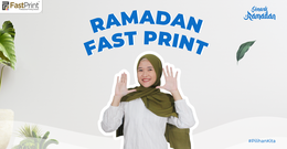 ramadan fast print