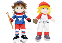 rag-dolls