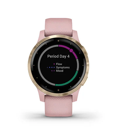 Garmin V4 GPS Smartwatch - Women's Health Tracking