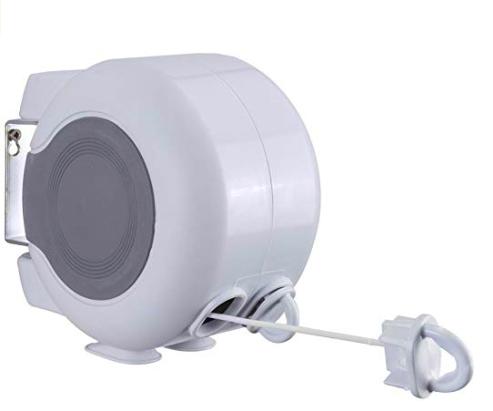 delawinterfel compact retractable clothesline