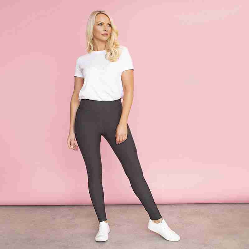 Holly Spandex Legging (Black)