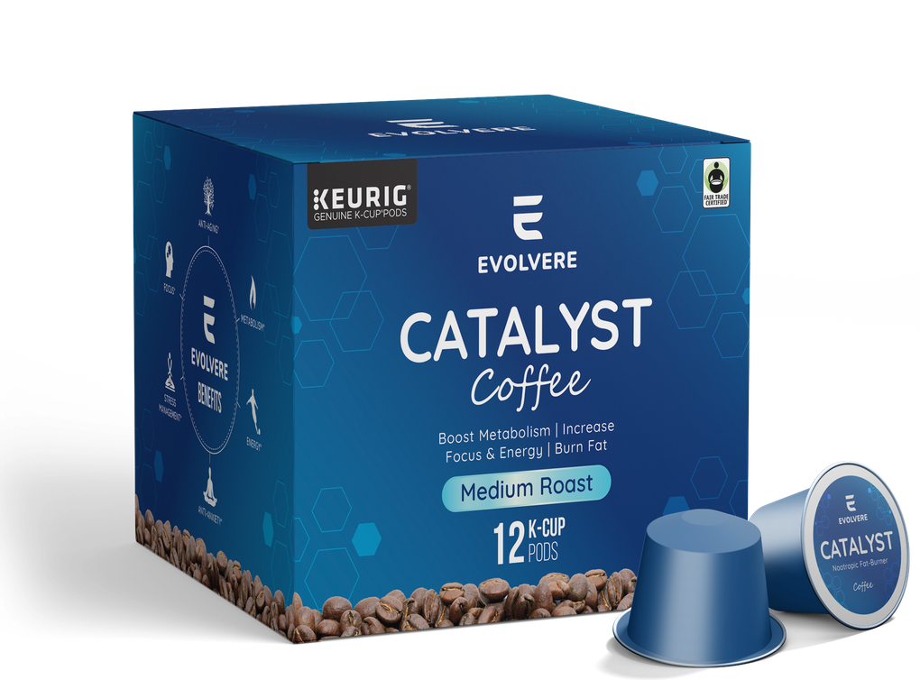 Catalyst Coffee K Cups (12 Servings) - $10 OFF