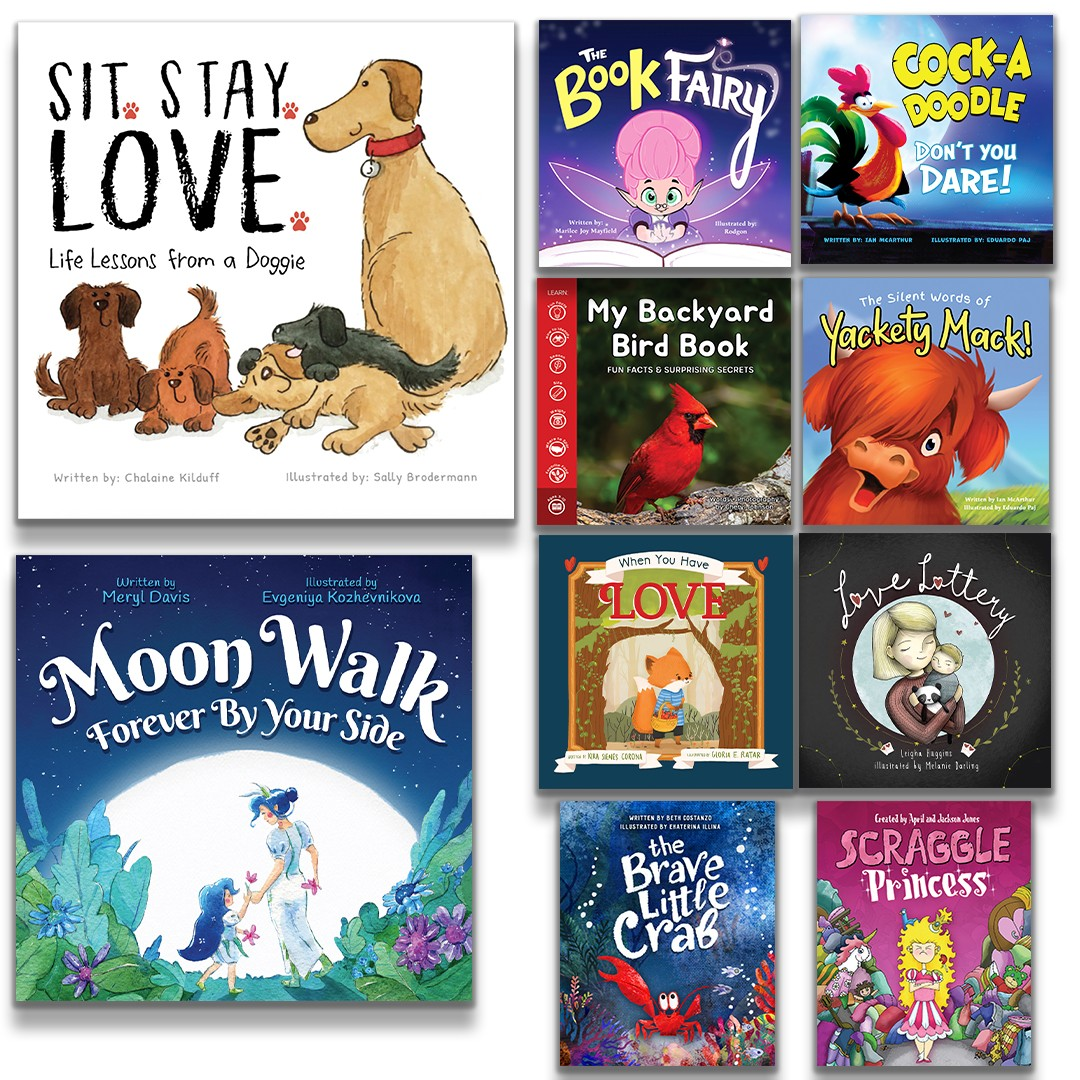 Sit. Stay. Love. : New Release Bundle (10 Books)