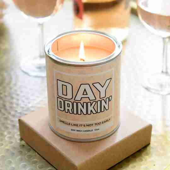 Novelty Rude candle | novelty gift | I Need A Fucking Nap | gifts for her | Lavender and Chamomile | Twisted Wares